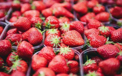 3 recettes pour déguster la fraise autrement